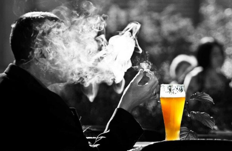 Vaping in Pubs Prohibited